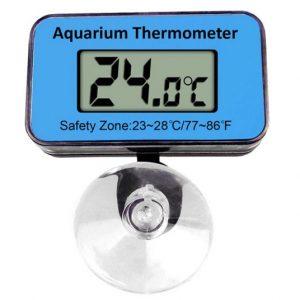 Termómetros para acuario