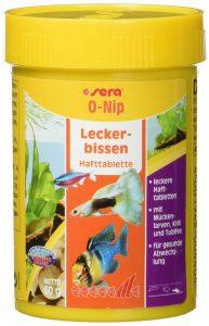 Pastillas adhesivas para peces
