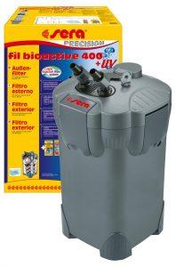 Filtro exterior acuario Sera Fil Bioactive 400
