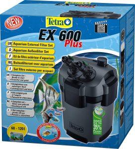 Filtro exterior Tetra ex 600 plus